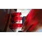 빨간색 LED 표시 등 (자동차 DIY)와 질소 무장 스위치를 플립 커버