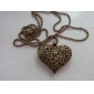 Women's Pendant Necklaces Alloy Heart Jewelry Party