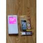 Для Samsung Galaxy Note с окошком / Флип Кейс для Чехол Кейс для Один цвет Искусственная кожа Samsung Note 3