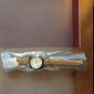 Men's Square Case Military Dial PU Band Quartz Wrist Watch (Assorted Colors) Cool Watch Unique Watch