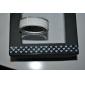 laço de fita transparente decorativo adesivos scrapbooking (10m padrão aleatório 1 pcs)