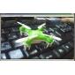 Drone Cheerson CX-10 4CH 6 Eixos 2.4G - Quadcóptero RC Vôo Invertido 360° / Cabeça para Baixo/ Vôo / Visão Posicionamento / Quadcóptero
