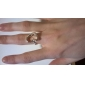 Ring Jewelry Silver / Sterling Silver / Alloy Women Band RingsAdjustable Silver