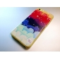 Cute Little Monster Pattern PC Hard Case for iPhone 5C