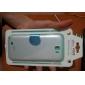 삼성 갤럭시 주 2 N7100 (Vouni-27)를위한 최소한의 태양열 집열기 PU 가죽 가득 차있는 몸 케이스