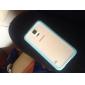 de bonbons de couleur givré dos cas pour Samsung Galaxy i9600 s5 (de couleurs assorties)