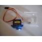 SG90 Plastic Gear Micro 9g Servo (with Accessories)