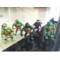 Фигурки героев и мягкие игрушки Необычные игрушки Оригинальные Боец Пластик Серый Для мальчиков / Для девочек