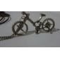 Moderiktigt Halsband med Cykel