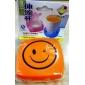 Компактный площади Smiley Face Телескопические Кубок (случайный цвет)