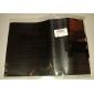 Merdia Decoration 3D PVC Carbon Fiber Film Wrap Sticker for Car - Black (30 x 20cm)