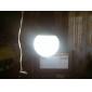 e26 / e27 8w smd 3020 800-850 lm 따뜻한 / 시원한 흰색 led 글로브 전구 ac220-240 v