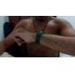 Masculino Relógio Militar Relógio de Pulso Impermeável Quartzo Tecido Banda Preta Verde