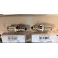 5W G9 LED лампы типа Корн T 64 SMD 3014 200 lm Тёплый белый / Холодный белый AC 220-240 V