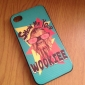 wookiee Pattern Hard Case for iPhone 4/4S