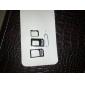 Nano SIM картаto микро /с подставкойard SIM картаадаптер Set для iPhone 5 и других
