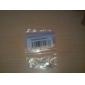 2 * 5 * 7mm RECTANGLE 적색 LED 다이오드 / 발광 다이오드 확산