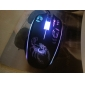 Beitas BM004  USB Wired  Gaming Mouse  With Colorful LED Light Luminous