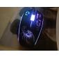 beitas bm004 wired mouse para jogos com luz colorida levou luminosa