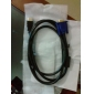 HDMI V1.3 Male to VGA Male Cable Gold-Plated (1.8M)