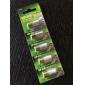 23A 12V High Capacity Alkaline Batteries (5-pack)
