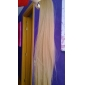 Excellent Quality Synthetic 24 Inch Long Straight Ribbon Ponytail Hairpiece - 18 Colors Available