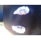 2 Kom T10 1.5W 5x5050SMD 100-120LM 6000K Hladno bijelo svjetlo LED žarulja (12V)