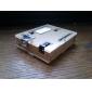 caso de acrílico de proteção para arduino uno placa de desenvolvimento R3 - transparente