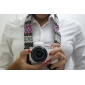 Ethnic Style Shoulder Strip for Photographic Camera 007