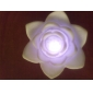 Büyüleyici Lotus Şeklinde Renkli LED Gece Işığı (3xAG13)