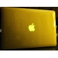 Solid Color PC Hard Case with Crystal for MacBook Air 13