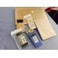 / Réveil cuir PU cas complet du corps veille automatique df souper de luxe de glissement pour ipad Mini / mini2