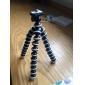 6,5-tommer fleksibel desktop digital kamera stativ - orange (275g belastning max)