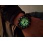 relógio do esporte cinta de lona rosto nylon de pulso de quartzo militar é super luminoso homens (cores sortidas)