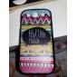 HAKUNA MATATA Pattern Hard Case for Samsung Galaxy S3 I9300