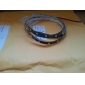 100cm 2W 60x3528SMD White Light LED Strip Lamp for Car (DC 12V)