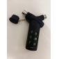 1300'C Windproof Adjustable Dual Flame Butane Jet Torch Lighter with Mount Base