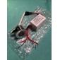 1W Потолочный светильник Утапливаемое крепление 1 Высокомощный LED 100 lm Тёплый белый AC 85-265 V