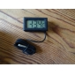 Thermomètre Numérique Noir TL8009 (80cm)