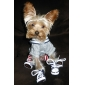 Dog Shoes & Boots Fashion Cowboy Summer Spring/Fall Jeans Blue Denim