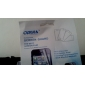 HD Screen Protector mit Reinigungstuch Samsung Galaxy S3 I8190 Mini