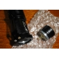 FX SK68 1-Mode Cree XR-E Q5 LED lommelygte (200LM, 1xaa / 1x14500, Sort)
