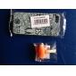 Pour Coque iPhone 5 Etuis coque Motif Coque Arrière Coque Mot / Phrase Dur Polycarbonate pour iPhone SE/5s iPhone 5