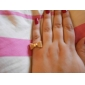 Z&X®  Bowknot Adjustable Ring