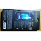 Pour Samsung Galaxy Coque Antichoc Imperméable Etanche à la Poussière Coque Coque Intégrale Coque Armure Métal pour Samsung S4