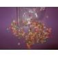 300PCS 혼합 스타일 FIMO 슬라이스 과일 시리즈 네일 아트 장식