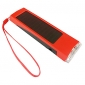Solar charge 1350mAh Power Bank External Battery for iPhone4S/5/5S/iPad/SamsungS3/S4/S5/Mobile Devices)