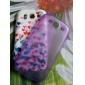 Pour Samsung Galaxy Coque Motif Coque Coque Arrière Coque Cœur PUT pour Samsung S3