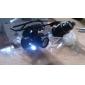 20X loupe de bijoutier Lunettes Réparation de montre LED Lunettes Loupe objectif