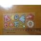 ПВХ декоративные наклейки (70 шт)